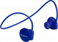 Bluetooth-гарнитура Defender FreeMotion B611 Blue