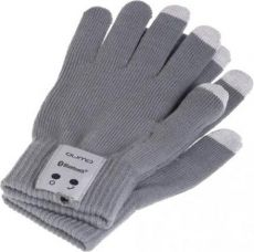 Bluetooth-гарнитура Qumo Talking Gloves L Grey