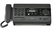 Факс Panasonic KX-FT504 Black