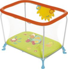 Манеж Brevi Soft Play Green Farm 580